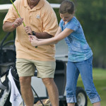 Teaching Golf to the Next Generation