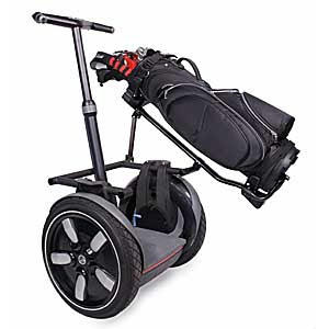 Segway golf transporter