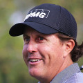 Lefty is one of the good guys on the PGA Tour... (photo by Corn Farmer / CC BY 2.0)