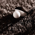 Ball and club