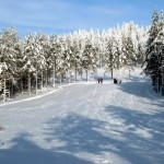 Golfing In A Winter Wonderland