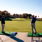 Why Is Everyone at the Driving Range Miserable?