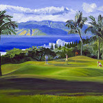 Anyone Ever Golf in Hawaii?