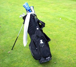 What did you spend on your golf clubs? (photo by Greg D'Andrea)