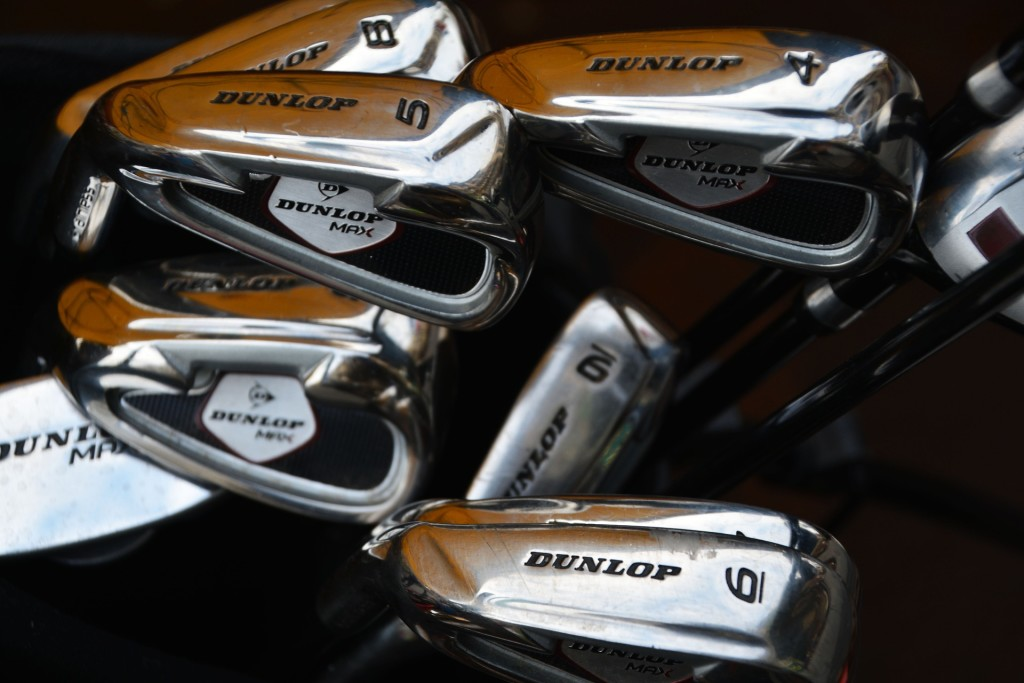 How many seasons can you go with the same set of golf clubs?