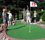Golf Through Miniature Eyes