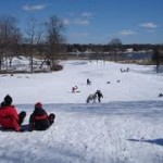 Chip Shots: Golf Courses In The Winter