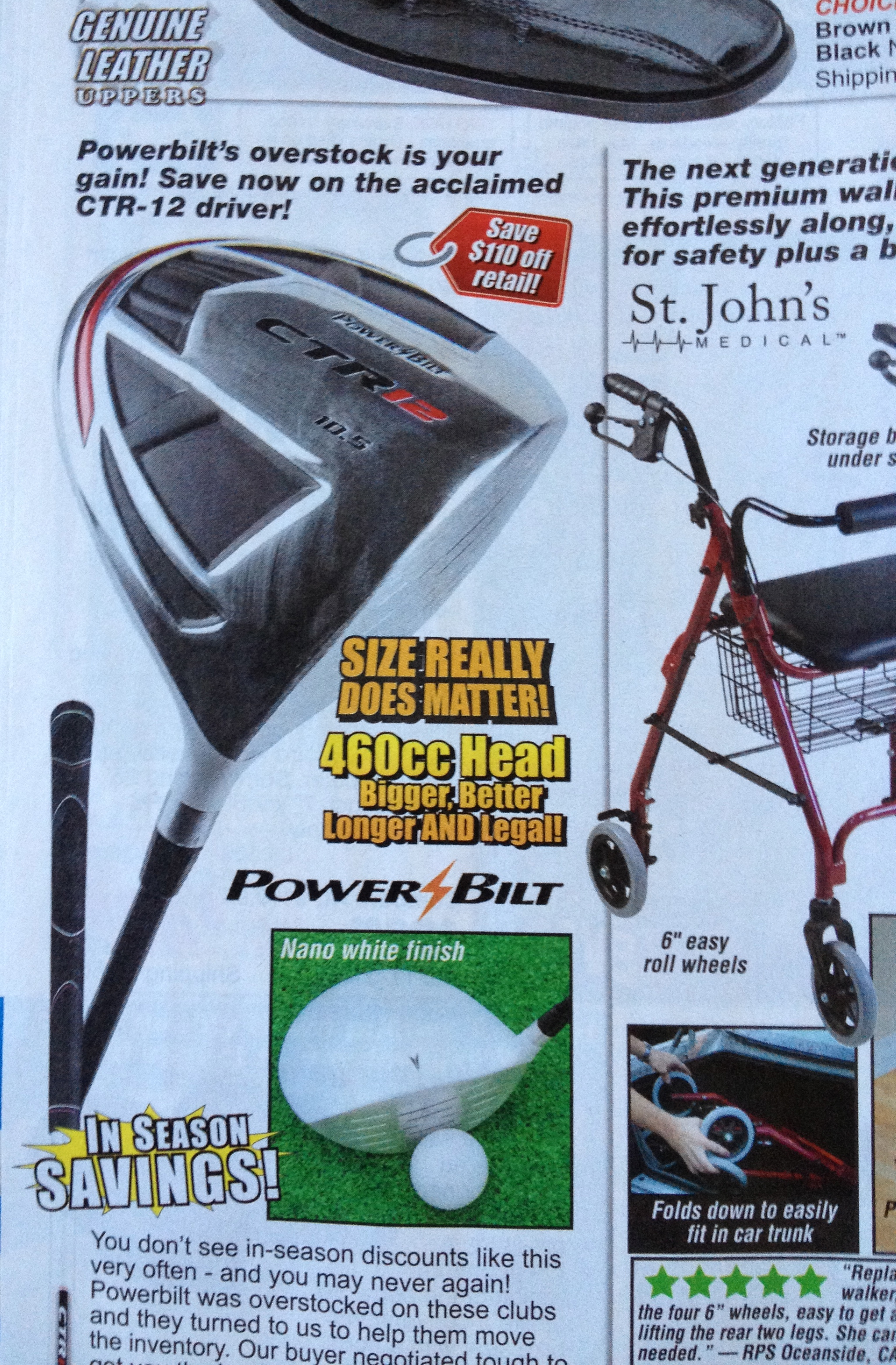 power bilt driver