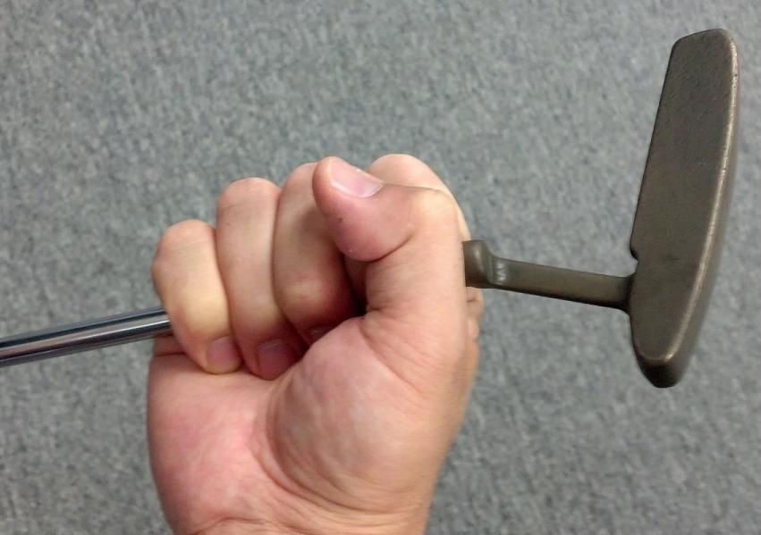 fist putter