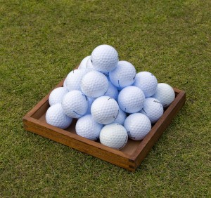 How clean do you keep your [golf] balls?