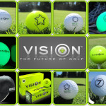 New 'Vision' Golf Ball A Bright Idea