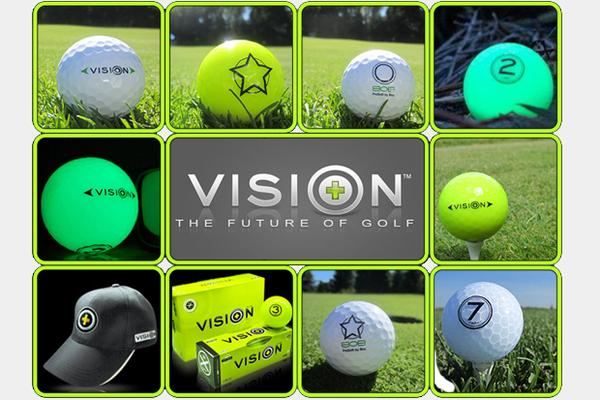 visiongolfballs