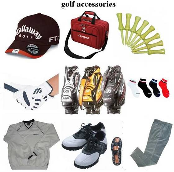 Accessorizing For The Upcoming Golf Season