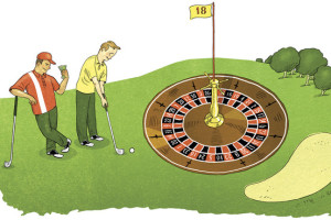 golf gamble