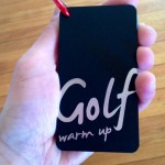8 Warm Up Exercises for Golfers; A Pocket Guide