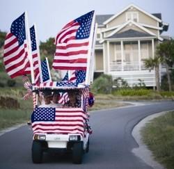 golfcart july 4