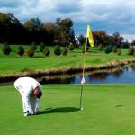 It's Hard Being a Stinky Golfer