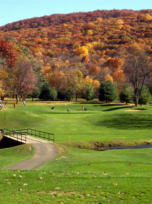 Sleeping Giant Golf Course, Connecticut (Photo by Greg D'Andrea)