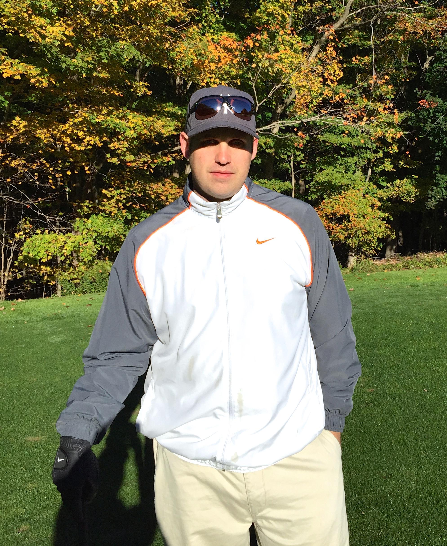 Stinky Golfer Pete