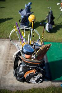 Golf Bag Mismatch