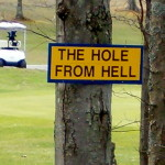 Golf Hole From Hell