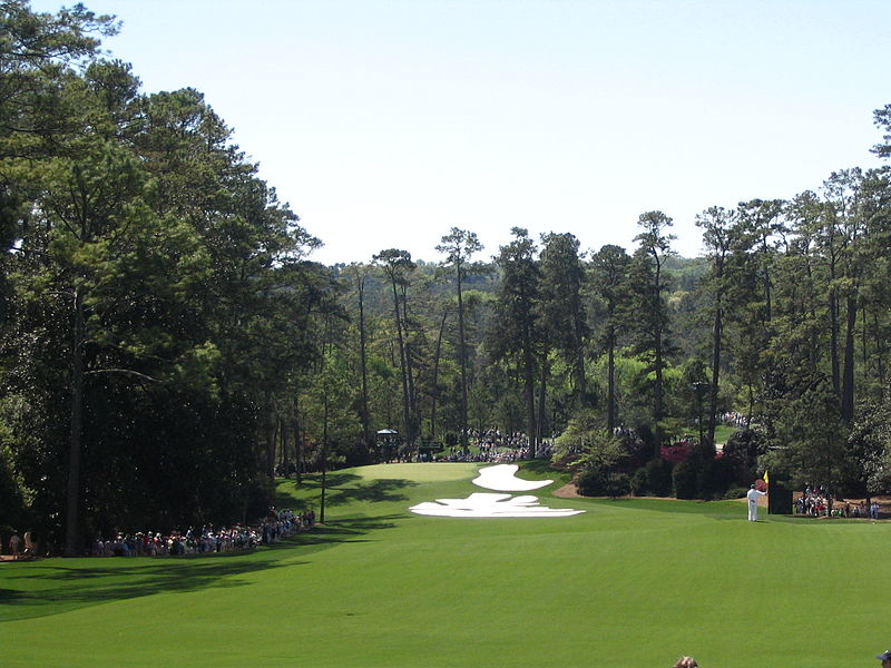 Augusta National is known for both it's beauty and discrimination.