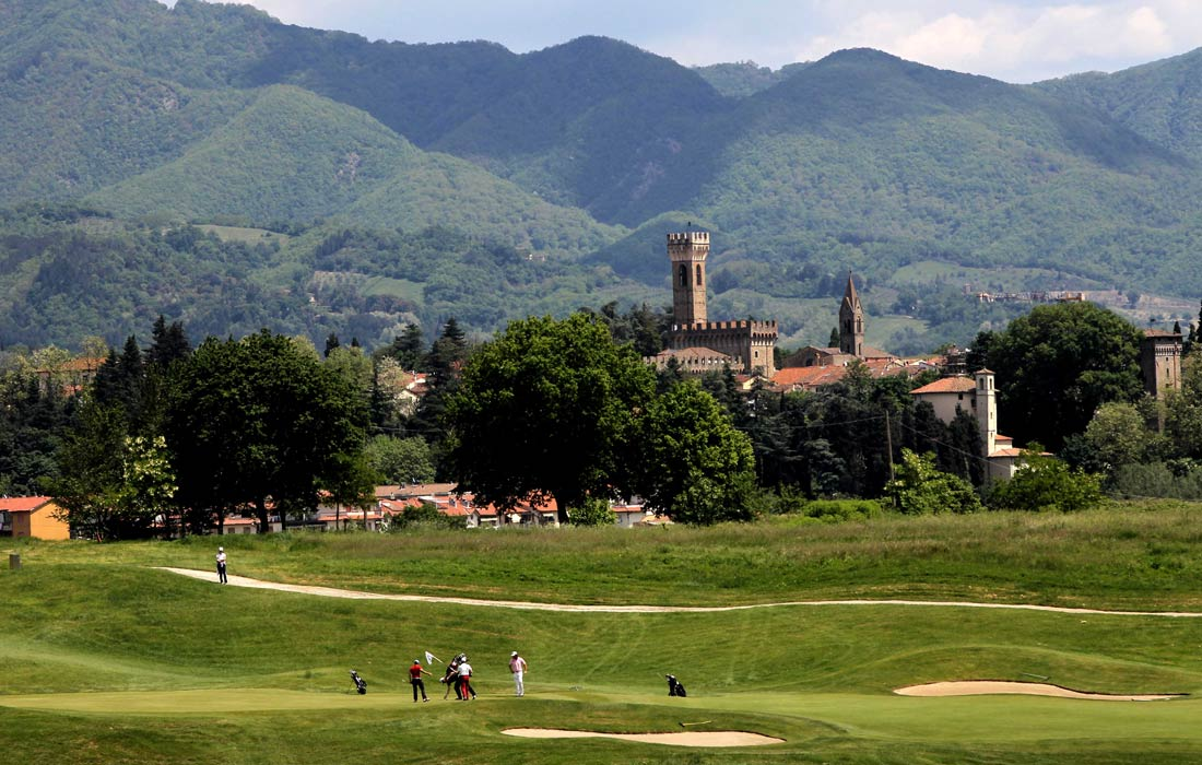 Golf…Under The Tuscan Sun