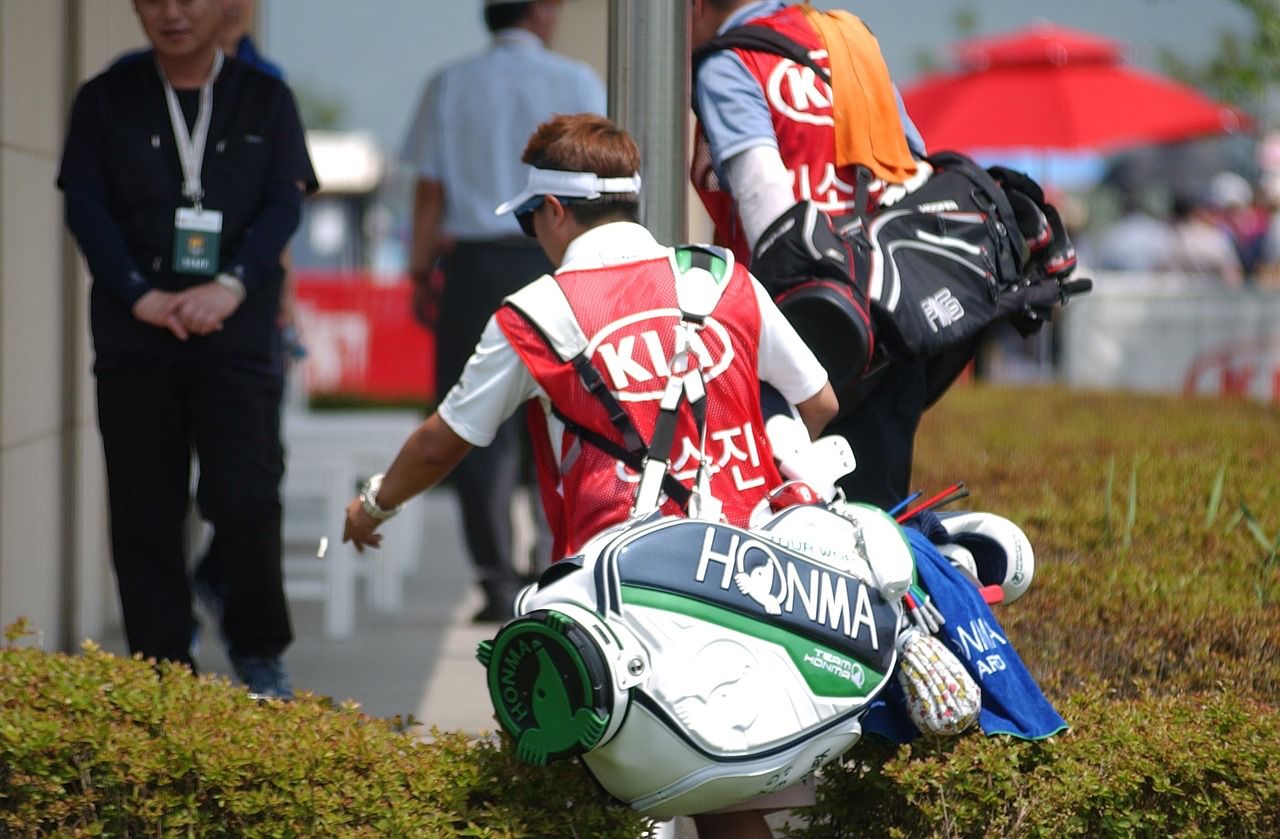Should A Caddie Get A Jacket Too?