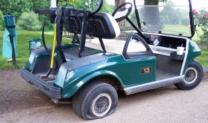 Feel like you went nowhere this golf season?