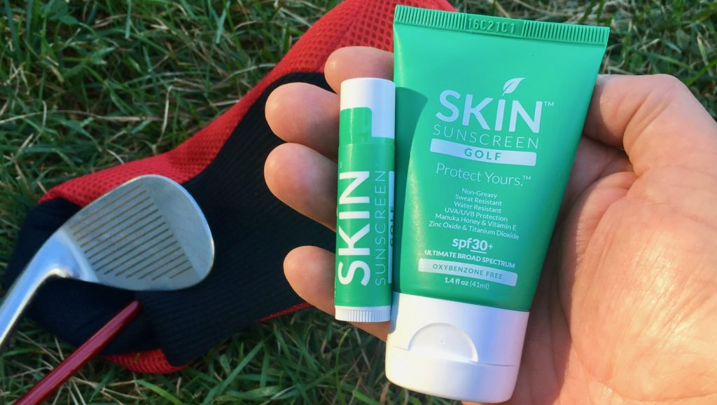 SKIN Sunscreen GOLF
