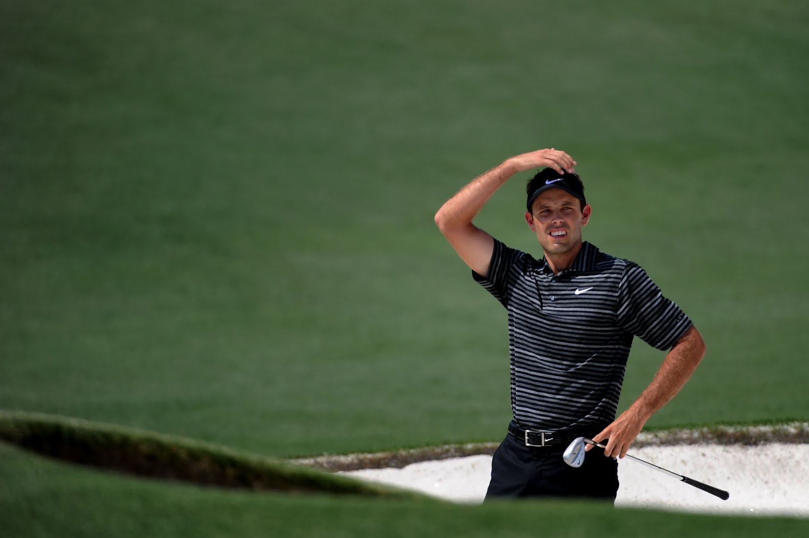 Image result for confused golfer